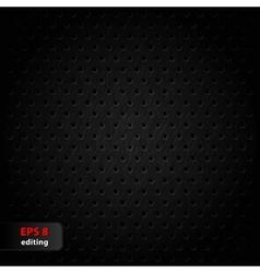 scratched metallic texture vector image vector image