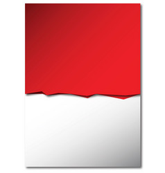 Background-red-white vector