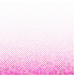 Pink abstract geometric circle pattern background vector