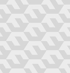 hexagon seamless pattern 2 vector image