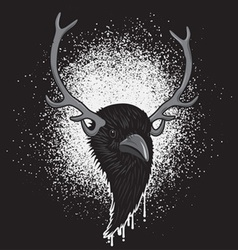 Human Skulls vector image vector image