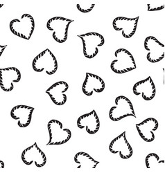 abstract seamless heart pattern can be used for vector image