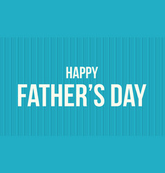 Collection stock father day style background vector