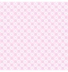 Cute pink seamless pattern Endless texture vector