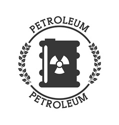Gasoline icon vector