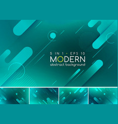 geometric abstract backgroundeps10 vector image