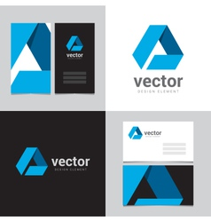 logo design element 01 vector image