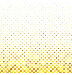 Geometric circle pattern background - with small vector