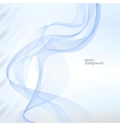 Ribbon abstract background vector