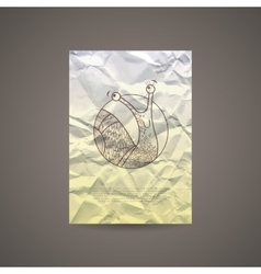 Design brochures leaflets business cards on vector