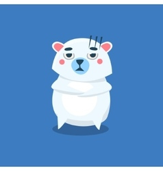 Sceptic Polar Bear vector