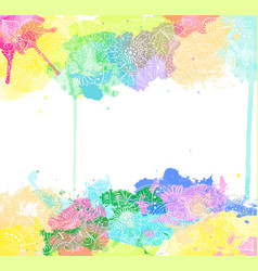Abstract celebratory background vector