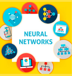 Neural network template vector