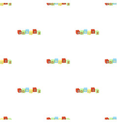 Toys donation icon in cartoon style isolated on vector