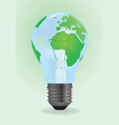 Bulb world vector