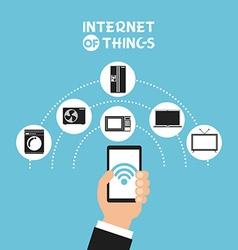 Internet of things vector