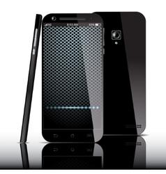 Smartphoneview vector image