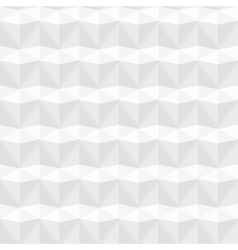 White texture - cubes seamless background vector