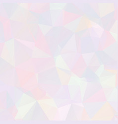 abstract pastel mosaic background vector image vector image