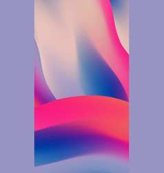 Gradient mesh can be used as a screen saver vector