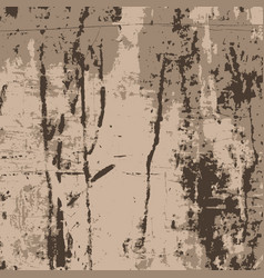 grunge retro texturevintage background template vector image