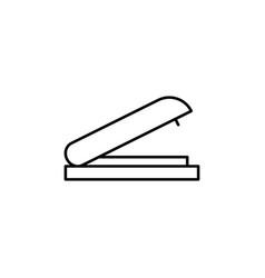 Stapler icon vector