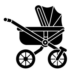 Infant bapram icon simple style vector