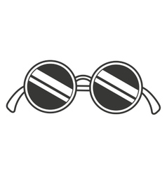 party glasses isolated icon design vector image