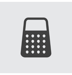 Grater icon vector
