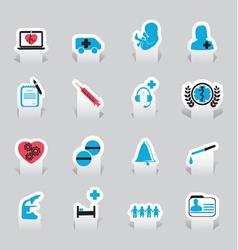 Labels for medicine - part 2 vector image
