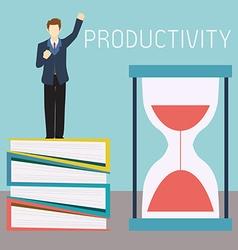 Productivity vector