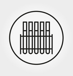 laboratory test tubes universal icon vector image