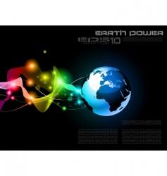 Planet design vector