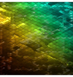 Abstract colorful Mosaic background EPS 8 vector image