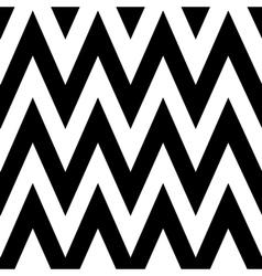 Pattern in zigzag vector