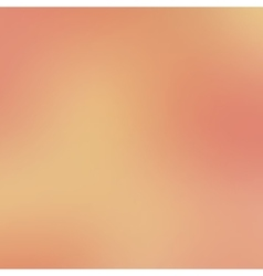 Smooth colorful background Natural colors blur vector image