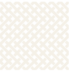 Weave seamless pattern stylish repeating texture vector