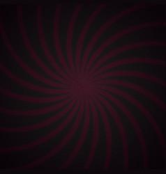 pink and black spiral vintage vector image vector image