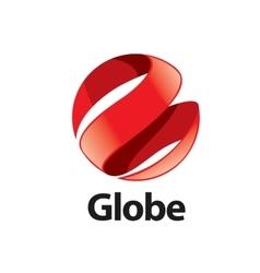 Abstract logo Globe vector