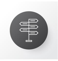 Decision making icon symbol premium quality vector