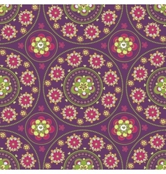 Indian ornament vector image
