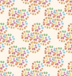 Spotty background vector