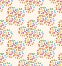 Spotty background vector