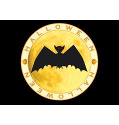 Halloween sign vector image