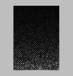 Grey circle pattern brochure background vector