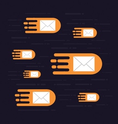 438hi speed emailvs vector