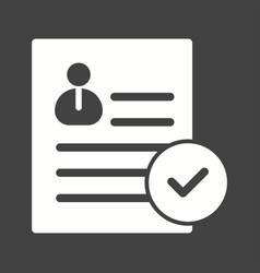 Valid user profile vector