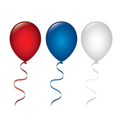 balloons air design vector image