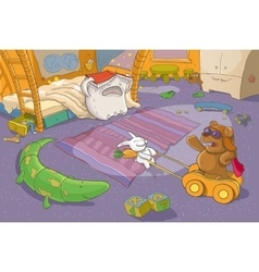 children fantasy vector image