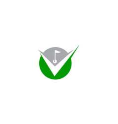 golf club solutions vector image